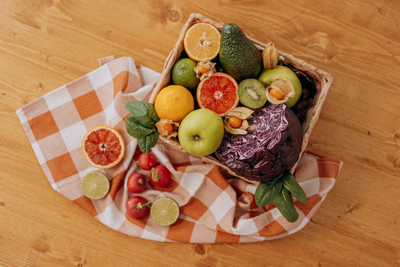 vetarm dieet